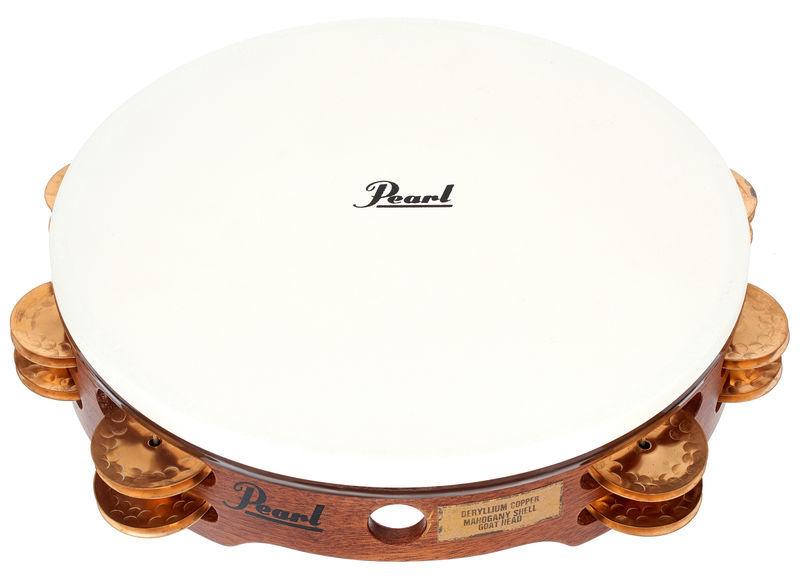 Pearl PETM-1018CP Tambourine