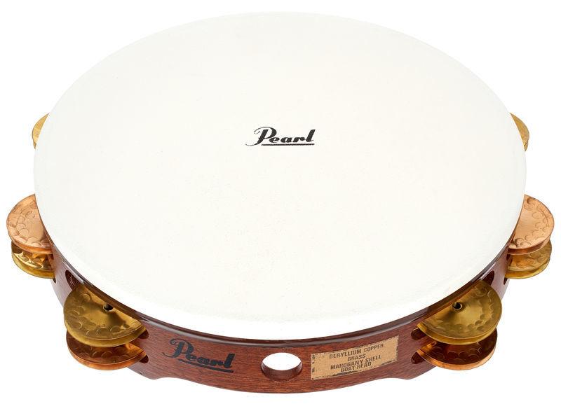 Pearl PETM-1018CR Tambourine