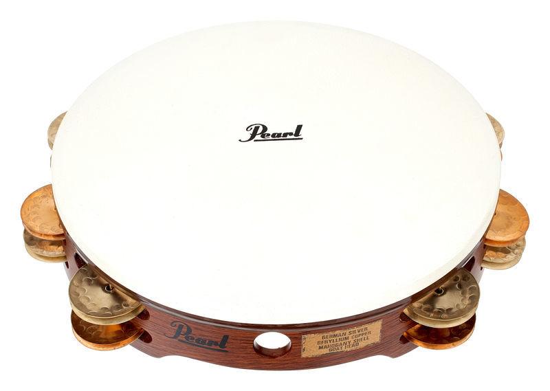 Pearl PETM-1018GC Tambourine