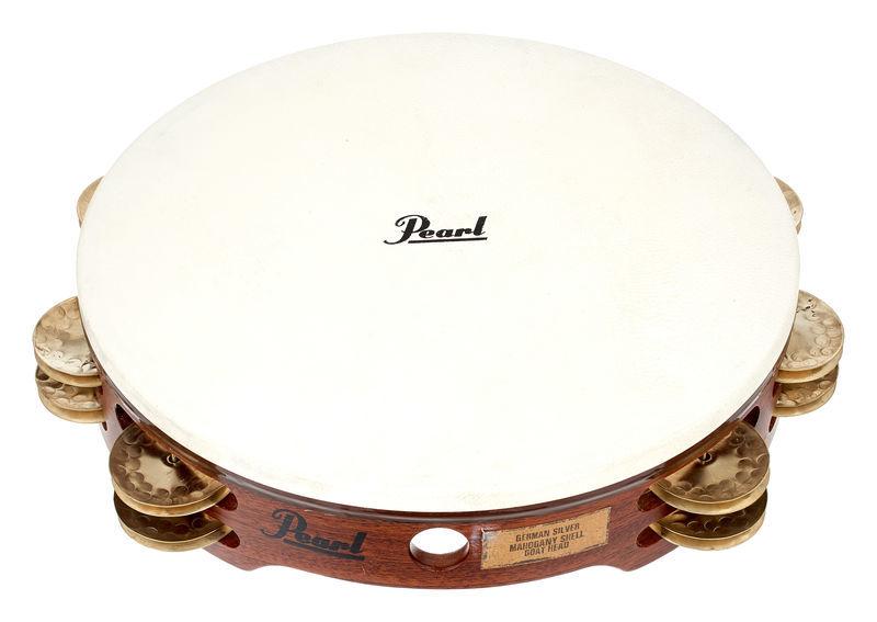 Pearl PETM-1018GS Tambourine