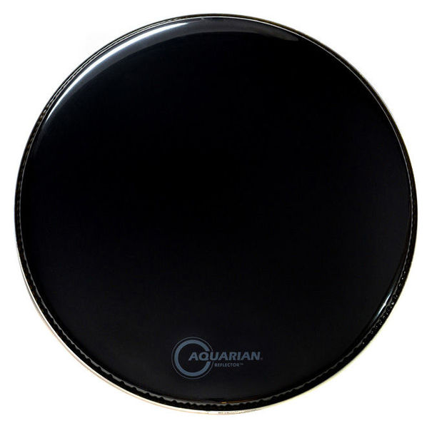 "18"" Reflector Bass Drum Aquarian"