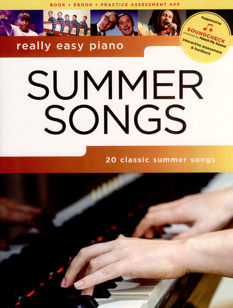 Wise Publications Really Easy Piano: Summer Song