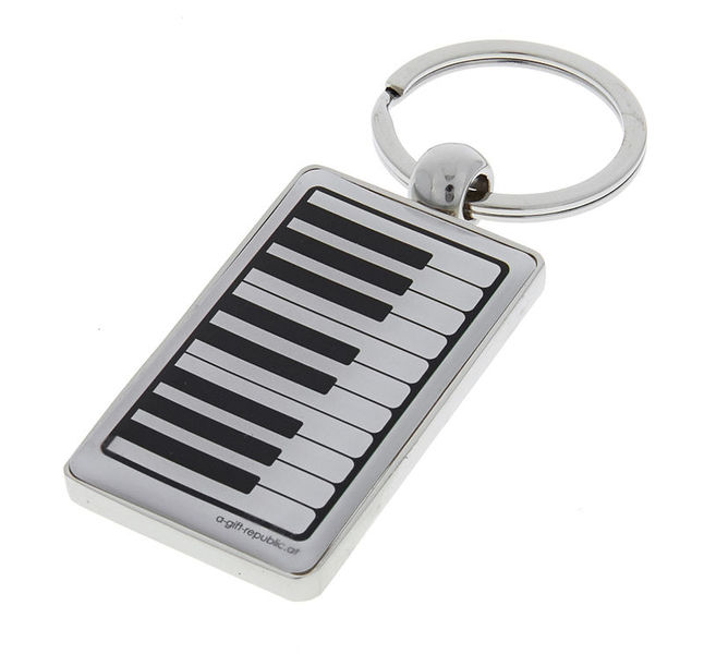 A-Gift-Republic Key Ring Keyboard