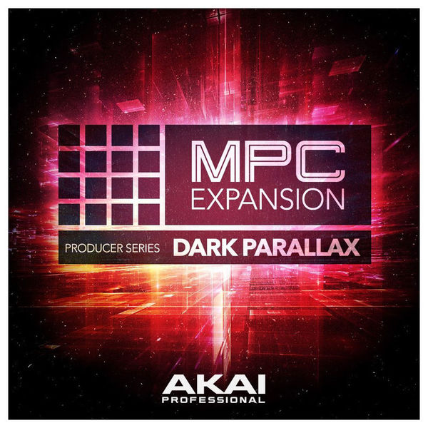 MPC Expansion Dark Parallax / Bild: Thomann.de