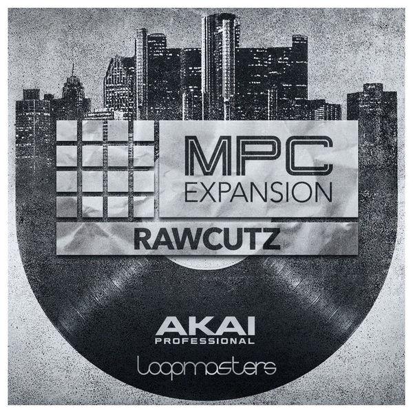 Werbung: MPC Expansion - Rawcutz / Bild: Thomann.de