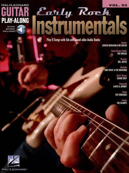 Hal Leonard Guitar Play Along: Early Rock