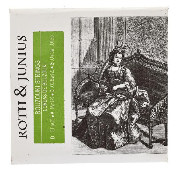 Roth & Junius Bouzouki Strings