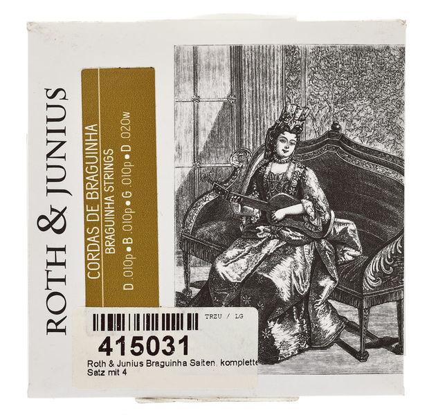 Roth & Junius Braguinha Strings