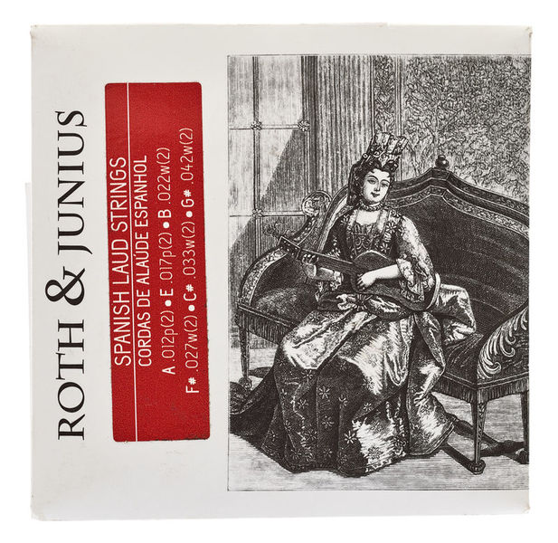Roth & Junius Spanish Laud Strings