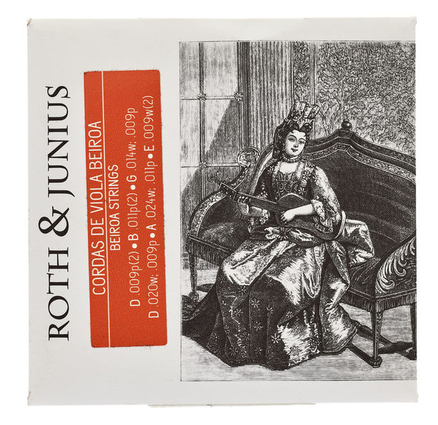 Roth & Junius Viola Beiroa Strings