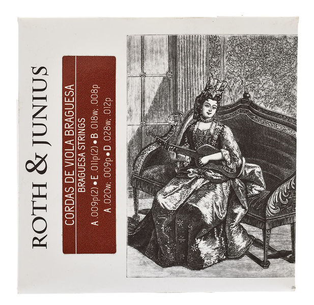 Roth & Junius Viola Braguesa Strings