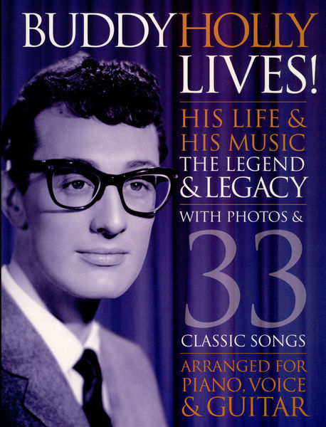 Wise Publications Buddy Holly Lives! His Life