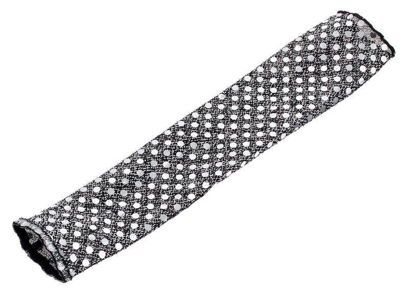 MicFX Microphone Sleeves Sens.Silver