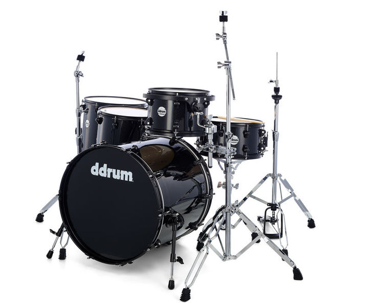 DDrum JR22 Journeyman Rambler -BKS