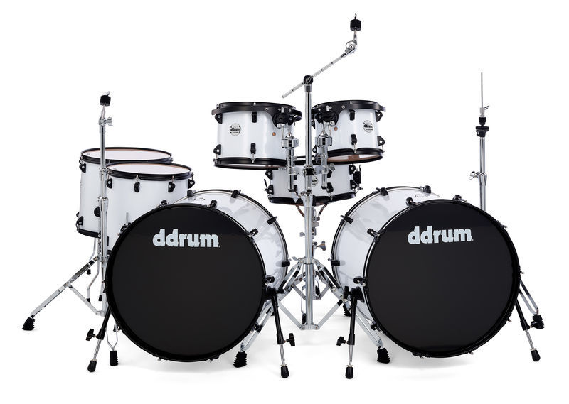 DDrum Journeyman Double Down Kit -WH