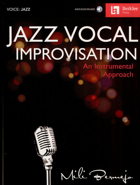 Berklee Press Jazz Vocal Improvisation