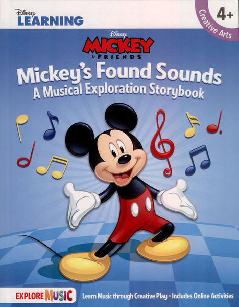 Hal Leonard Mickey's Found Sounds: A Music