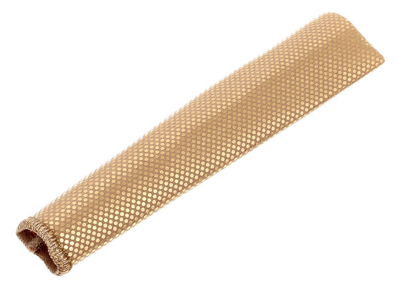 MicFX Microphone Sleeves Laser Gold