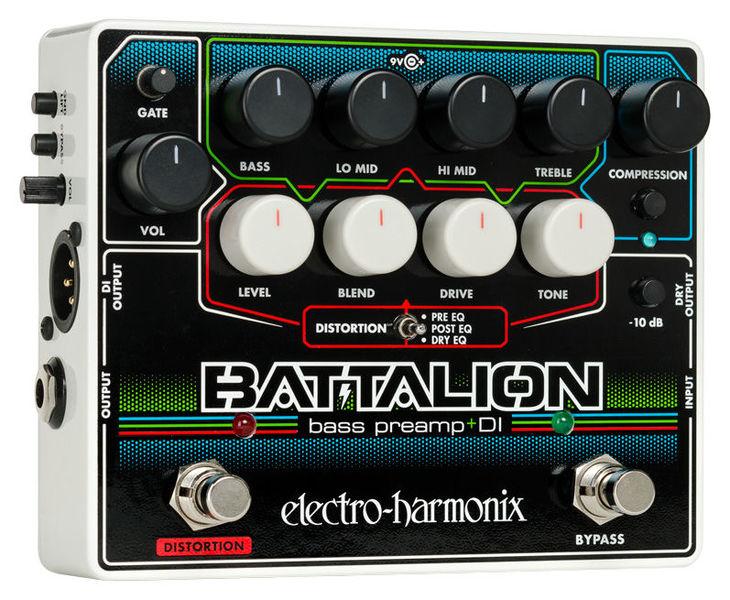 Battalion Electro Harmonix