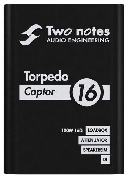 Two Notes Torpedo Captor 16 Ohms