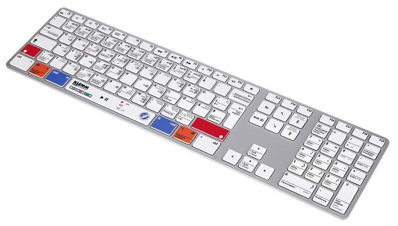 Logickeyboard Finale Apple Keyboard