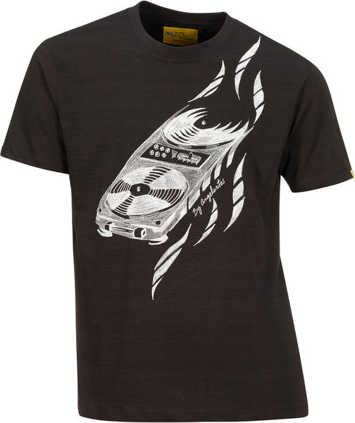 Xam Schrock T-Shirt Scratchmaster S
