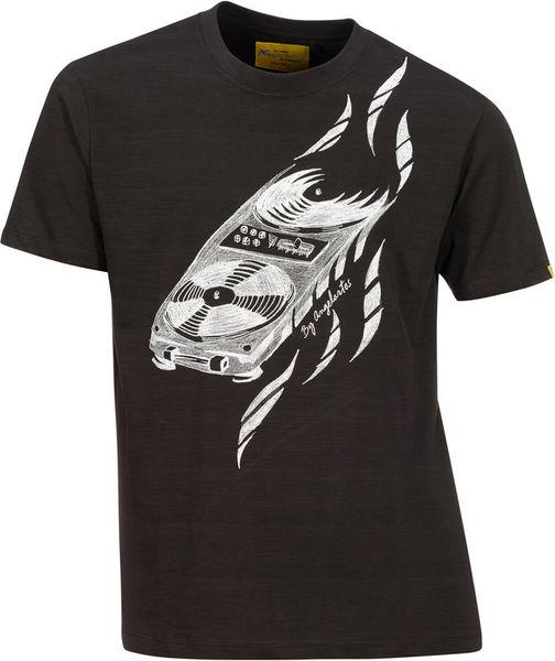 Xam Schrock T-Shirt Scratchmaster L