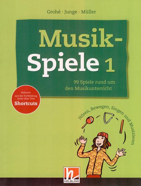 Helbling Verlag Musikspiele 1