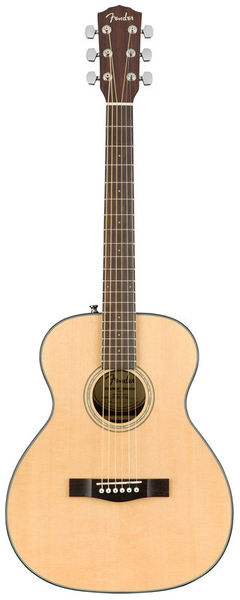 Fender CT140SE Travel Natural