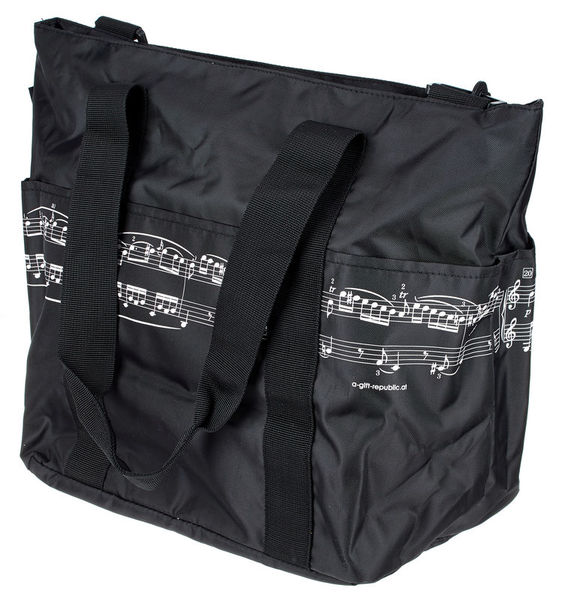 agifty Schultertasche Pro Musica sw