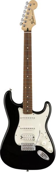 Fender Std Stratocaster HSS PF BK