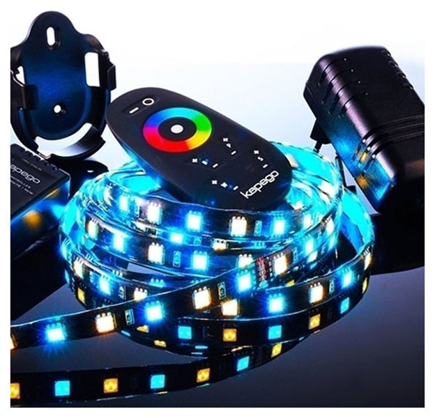 Kapego LED Mixit Set RF 2.5m RGB+WW