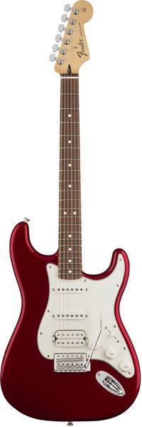 Fender Std Stratocaster HSS PF CAR