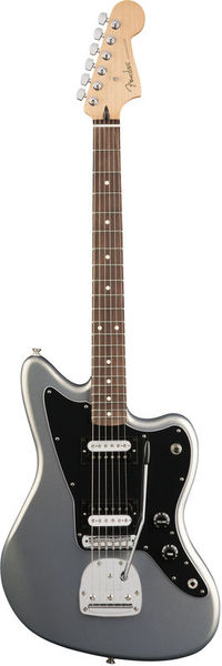 Fender Standard Jazzmaster HH PF SLVR