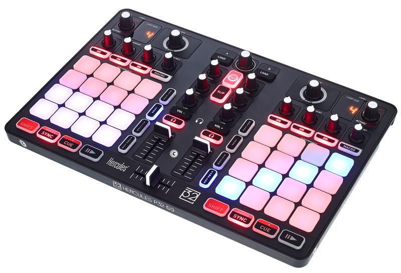 P32 DJ Hercules