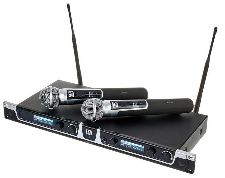 U506 HHD2 LD Systems