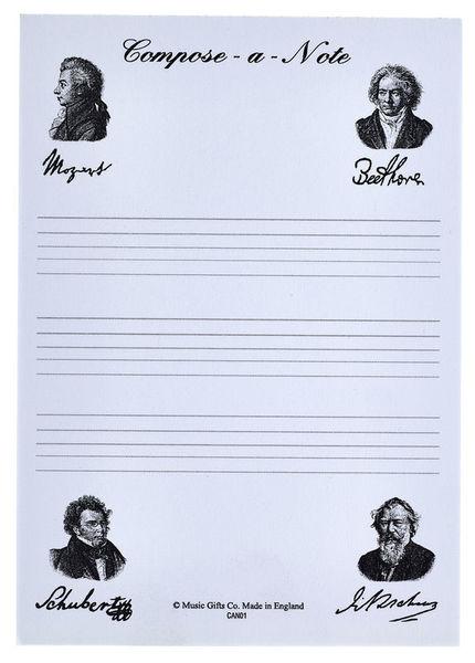 Anka Verlag Notepad Compose a Note