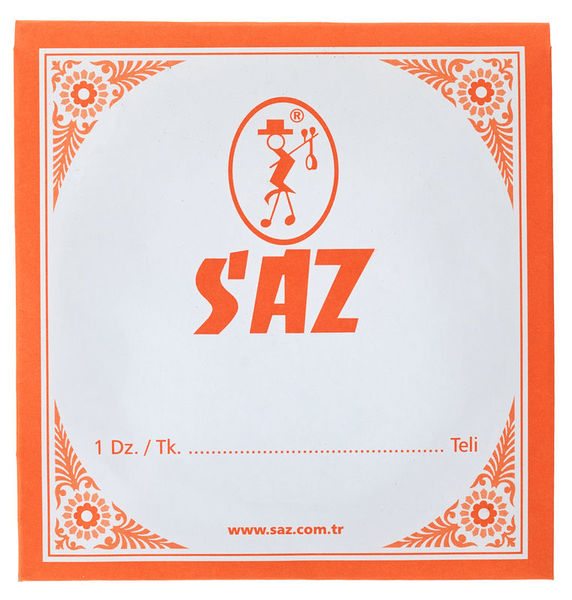 Saz STB5 Tambur Strings Extra Set