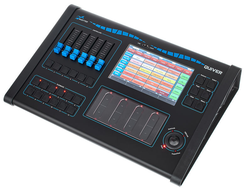 Sagitter Quiver Lighting Console