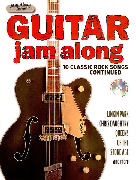 Bosworth Guitar Jam Along III 10 Rock