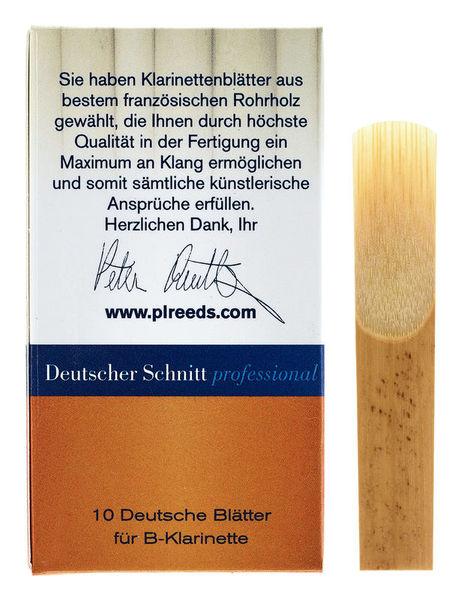 Peter Leuthner German Bb-Clarinet 2,0 Prof.