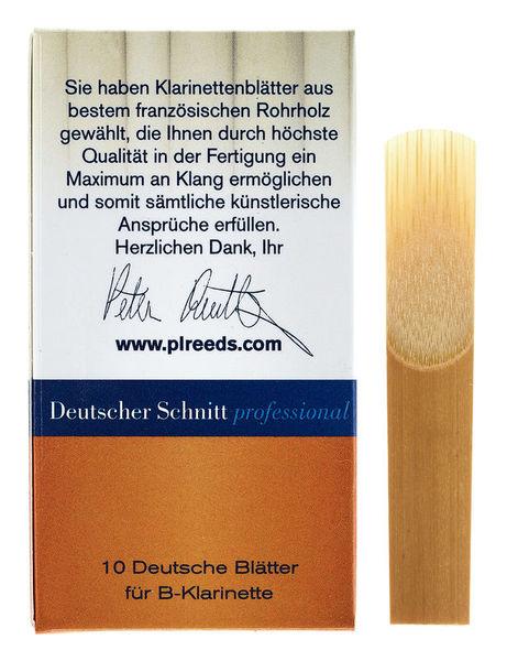 German Bb-Clarinet 3,5 Prof. Peter Leuthner