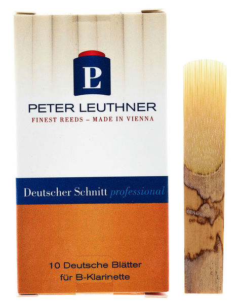 Peter Leuthner German Bb-Clarinet 4,0 Prof.