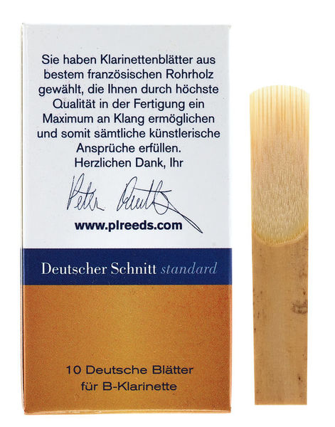 Peter Leuthner German Bb-Clarinet 2,5 Stand