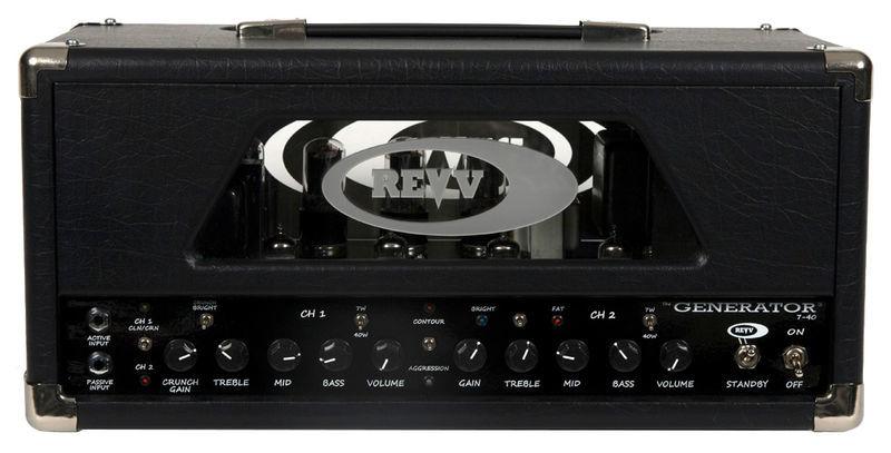 Revv Generator 7-40 MKII BK