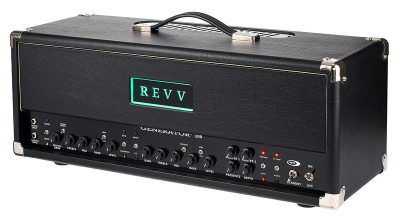 Revv Generator 100R MKII BK