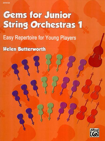 Alfred Music Publishing Gems for Junior String 1