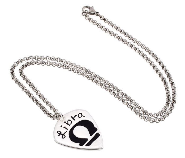 Rockys Necklace Plectrum Libra