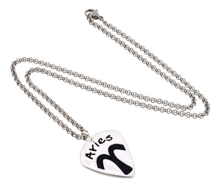 Rockys Necklace Plectrum Aries