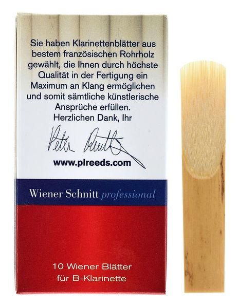 Peter Leuthner Bb-Clarinet Wien 5,0 Prof.